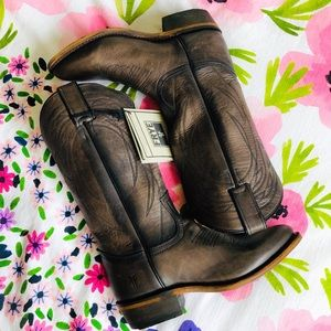 Frye Billy Boots